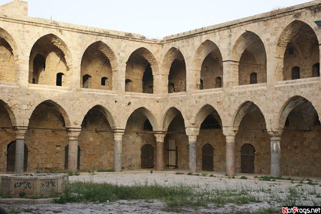 Постоялый двор — хан Аль Умдан