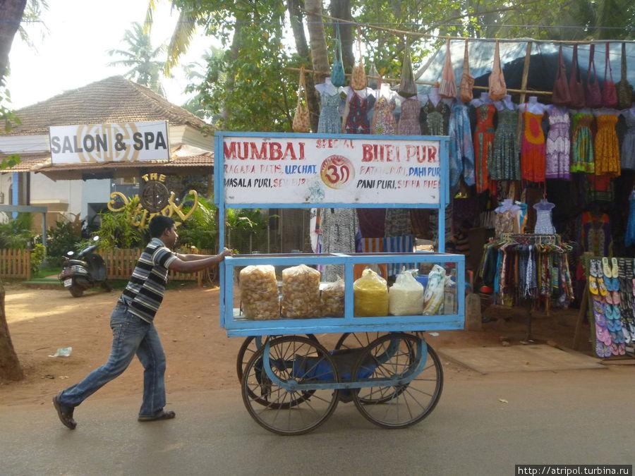 Еда из Мумбая: для местных и смелых