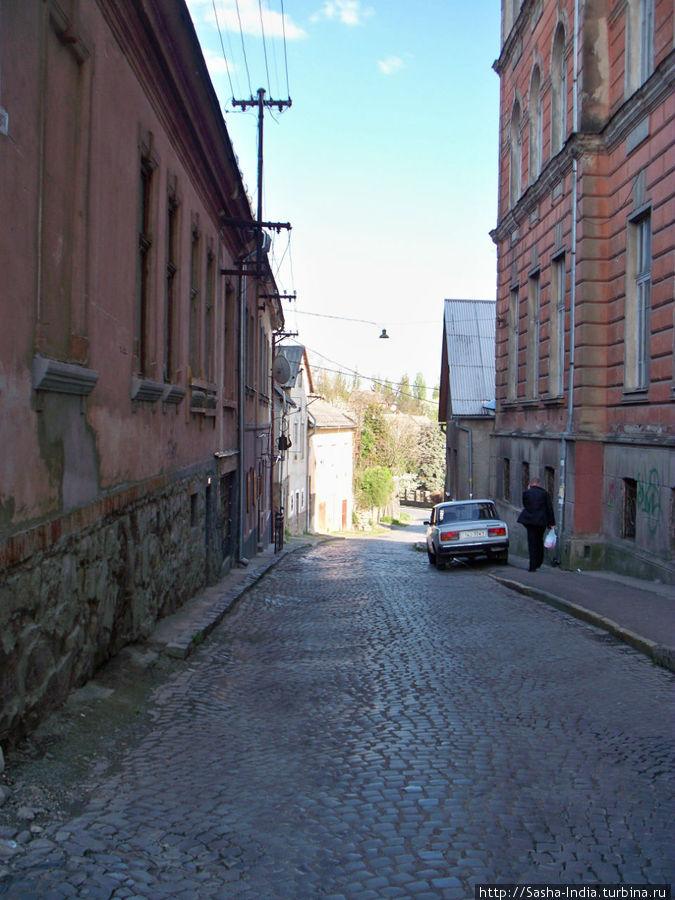 улица Ивана Ольбрахта