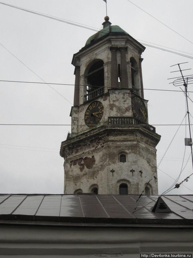 Часовая башня на Крепостной улице