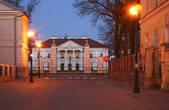 Дворец Огинских- Подлясская академия