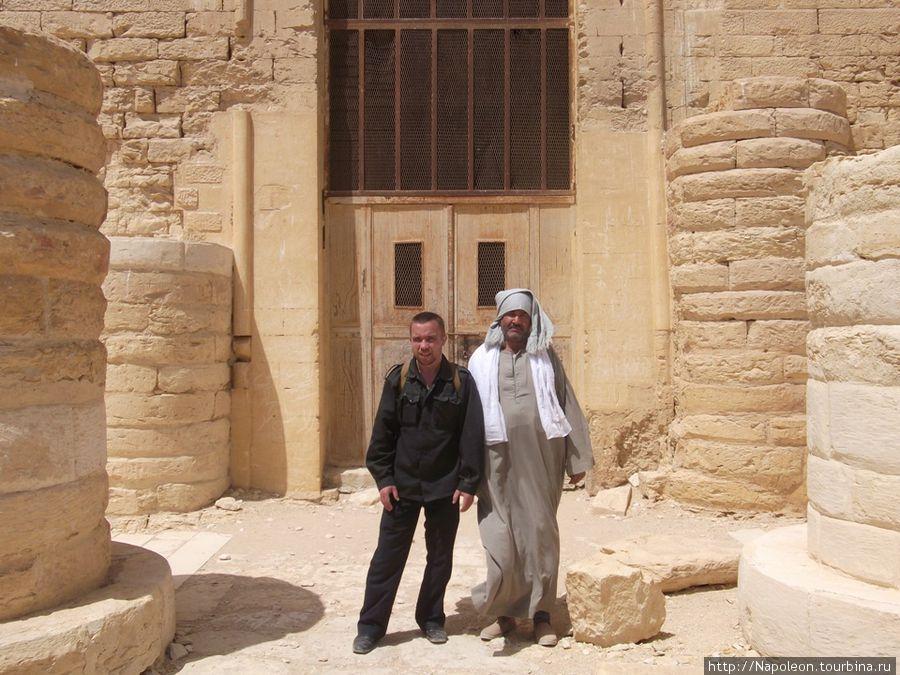 Аль-файюм храм Собека