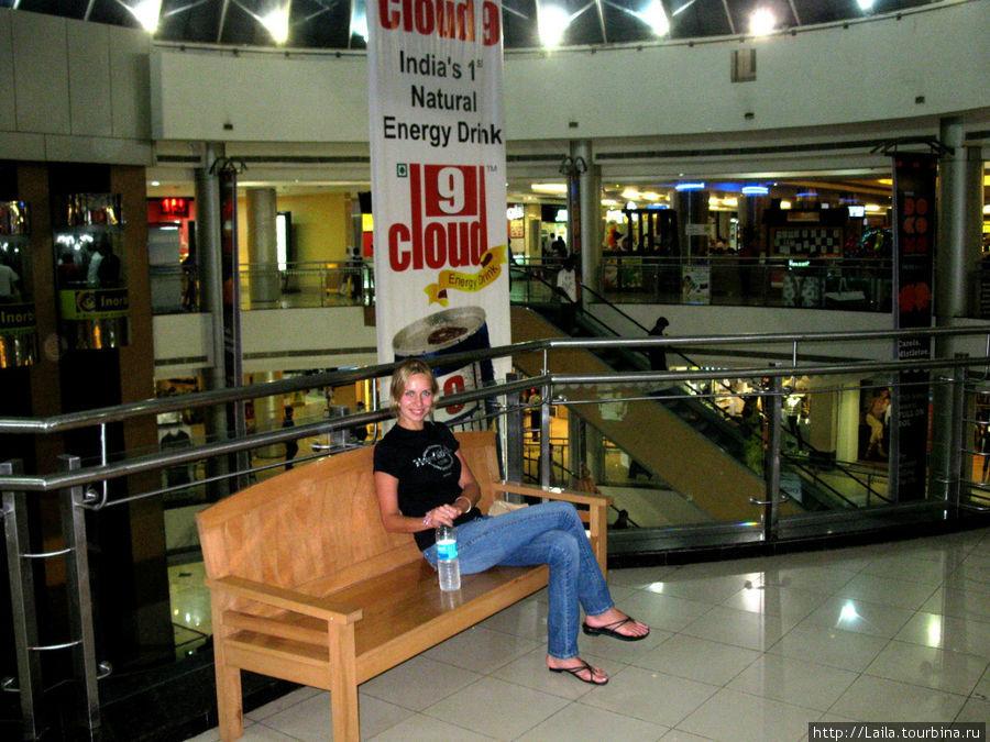 Торговый центр в Мумбае