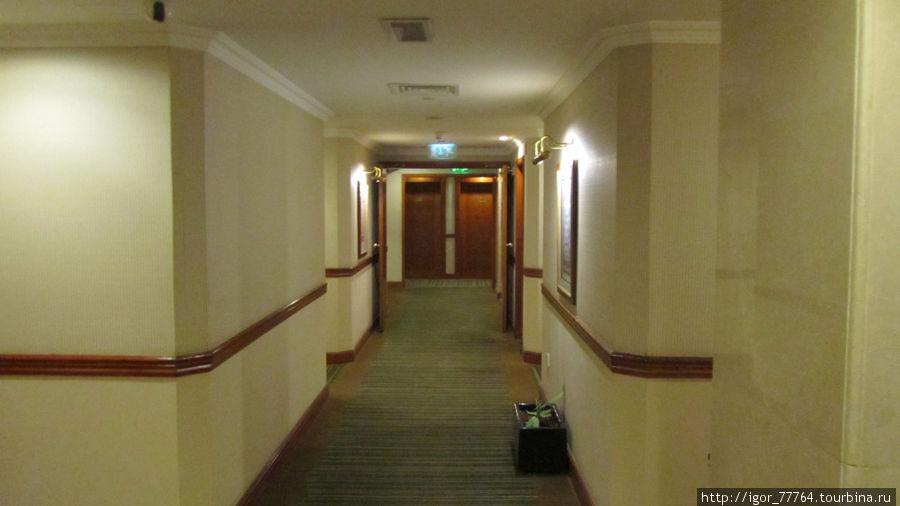 6 этаж.