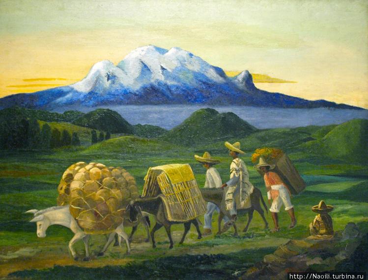 Погонщики скота, 1923