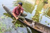 Жизнь на воде, гребут как ходят