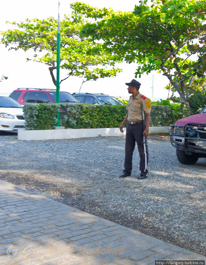 Охрана паркинга