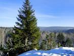 На вершине горы Толстик