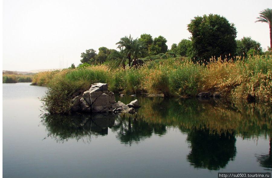 Чуден Нил при тихой погод