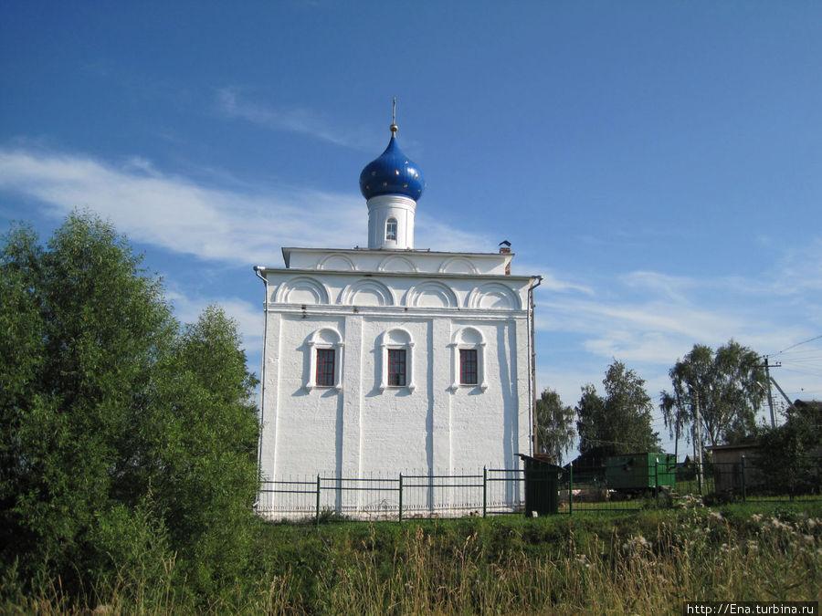 Благовещенская церковь — жемчужинка правой стороны современного Тутаева