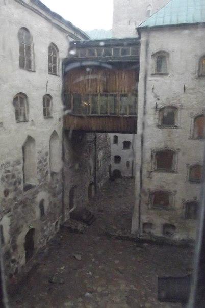 Башни замка Турку соедине