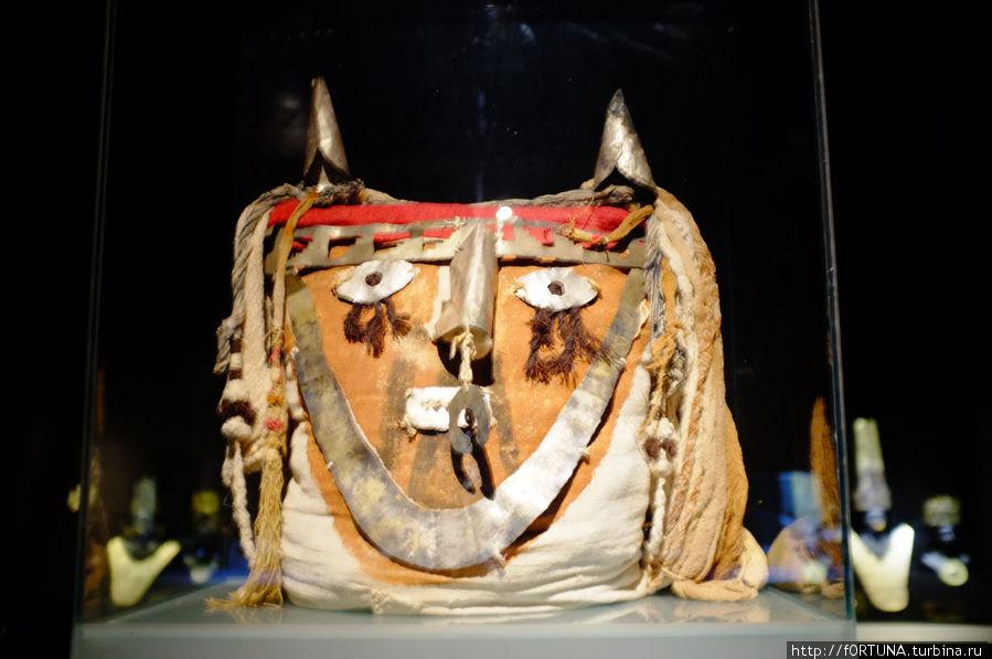 Голова мумии