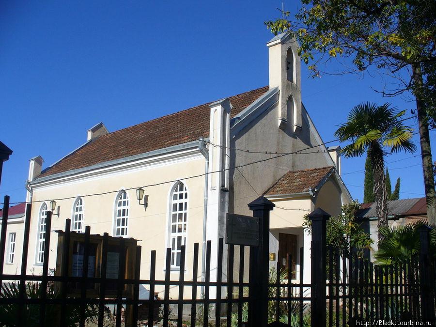 Евангелическо-лютеранская церковь Святого Иоанна