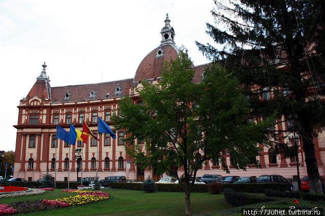 Первая встреча с Трансильванией: природа, архитектура,эмоции Брашов, Румыния