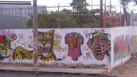 Назаборная живопись  Теуантепека