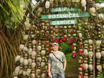вход в ботанический сад о. Сайпан