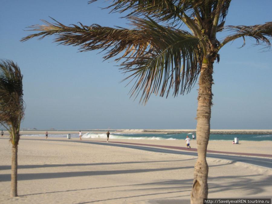Пляж Марина Бич.