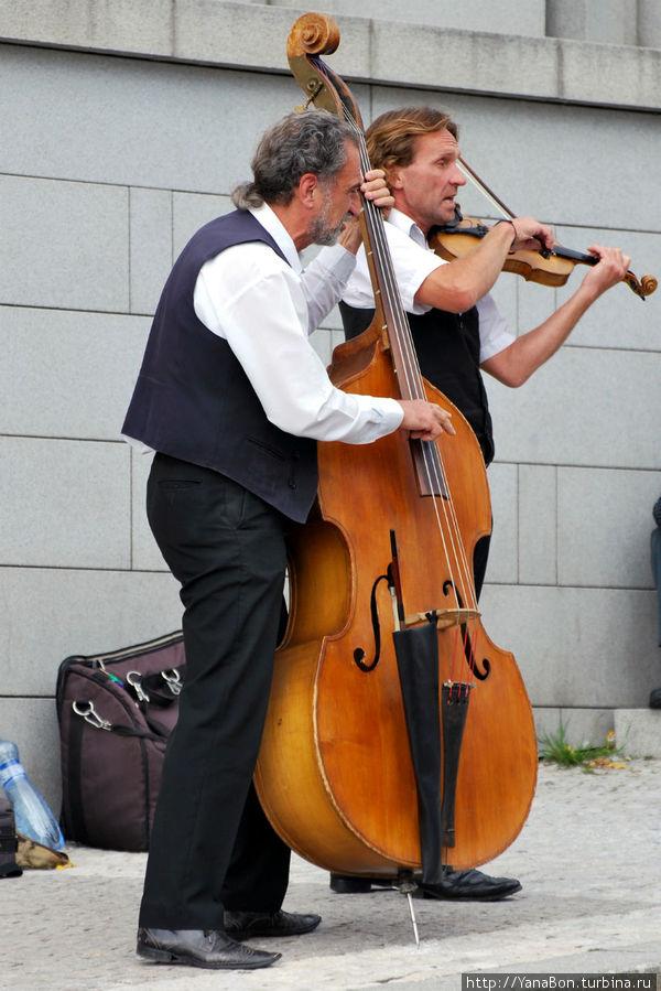 Прага — город музыки и музыкантов