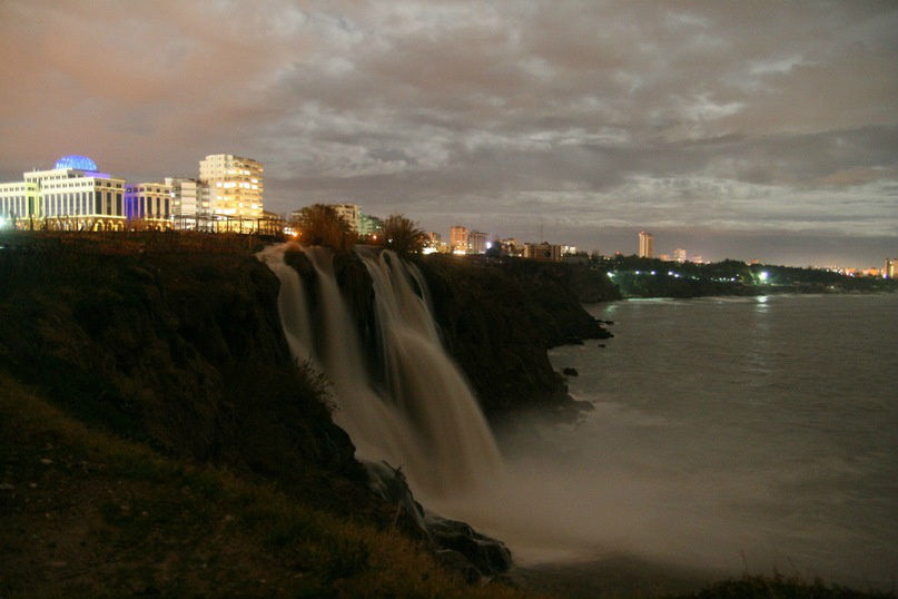 водопад Карпузкалдыран