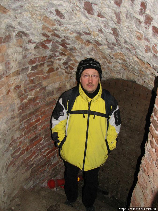 Еще один вход в туннель