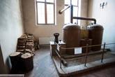 Рядом с замком расположена средневековая пивоварня-музей.