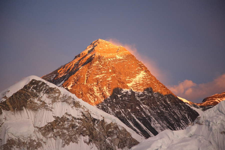 Эверест, вид с Калапаттар