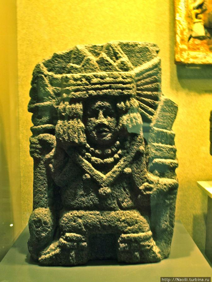 Праздник Очпаництли, связанный с богиней Чикомекóатл