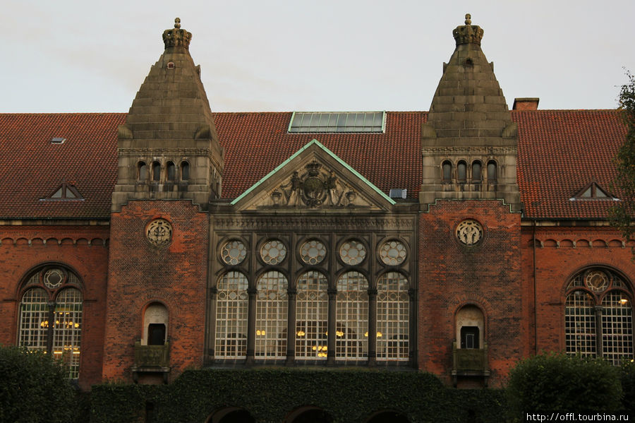 Королевская библиотека