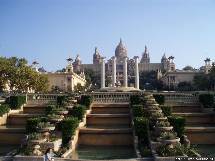 дворец Виктории Евгении