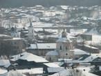Виды города с колокольни