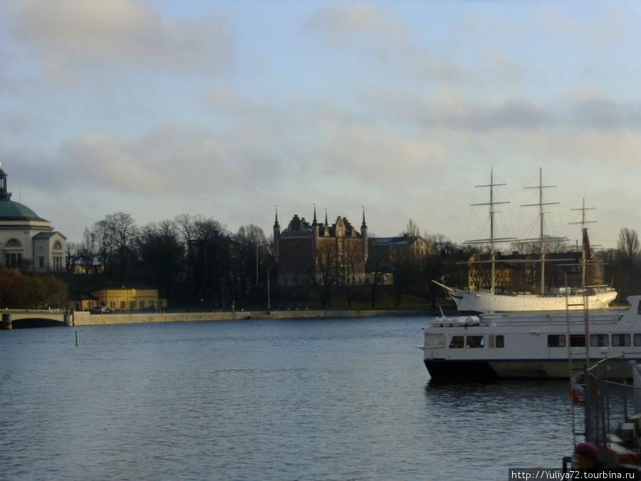 Стокгольм. декабрь 2011