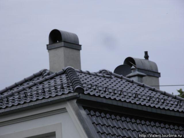 Крыши Осло