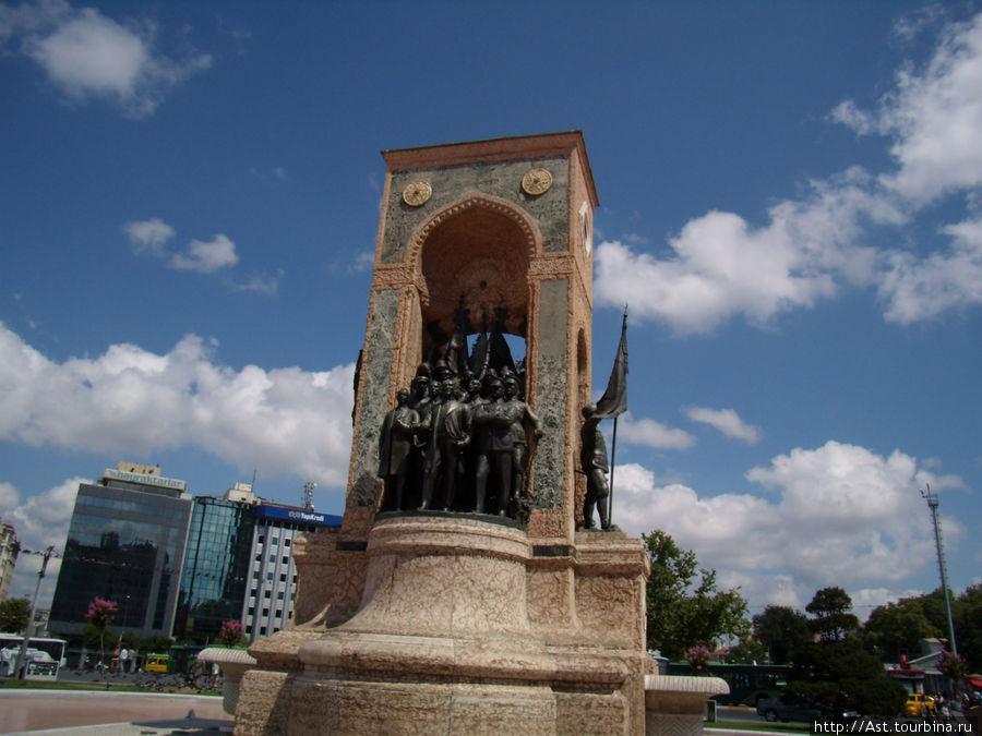 Памятник Независимости.