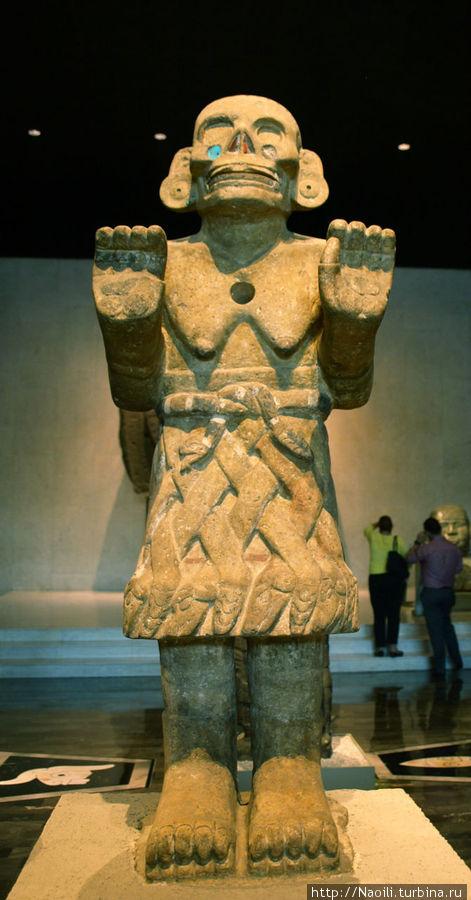 Коатлуке — богиня мать