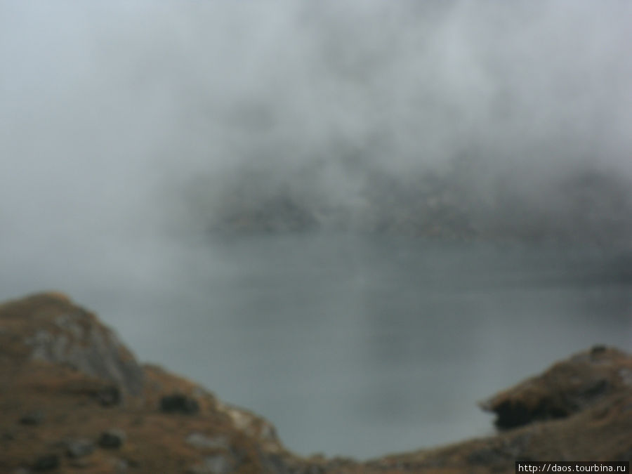 Нижнее озеро Байравкунда