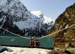 Базовый лагерь Мачхапучхре (Machhapuchhre Base Camp, 3 700 м).
