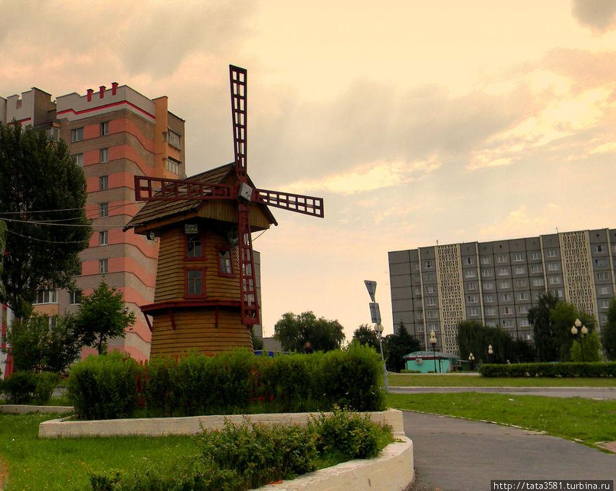 Город на холмах Мозырь, Беларусь