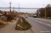 Усатово с видом на Хаджибеевский лиман.