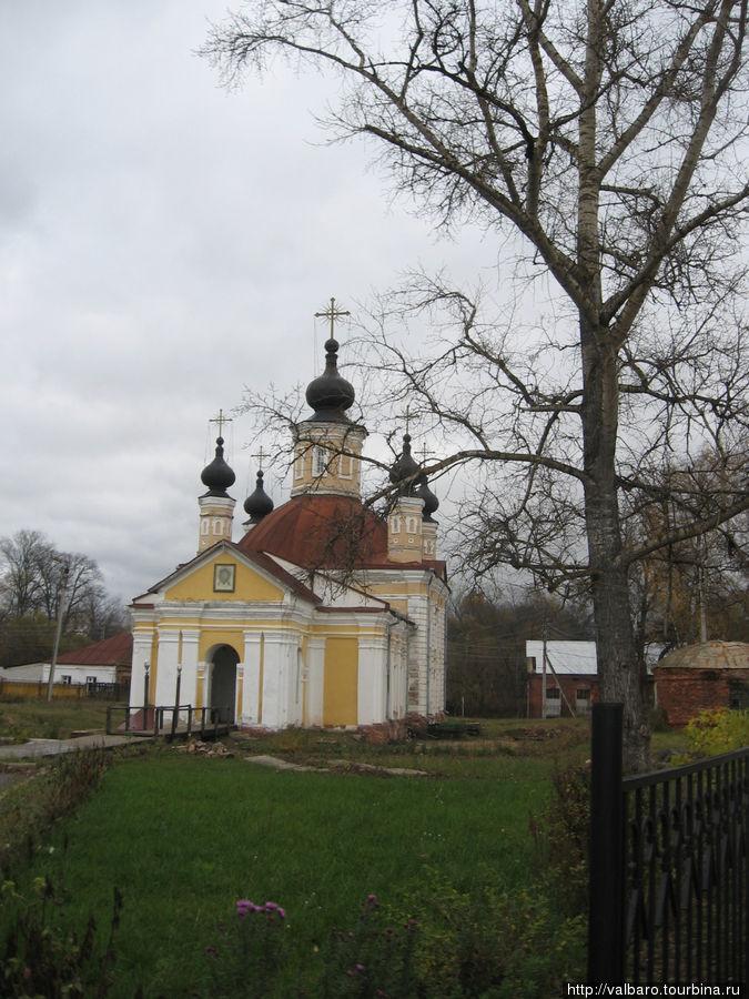 Храм Андрея Первозванного.