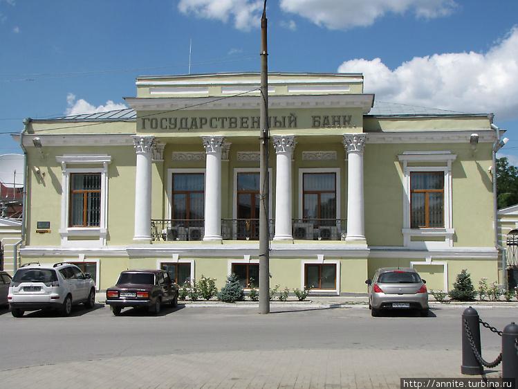 Банковская площадь.