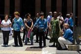 Кстати, Сан-Паулу имеет больше жителей итальянского происхождения, чем любой другой город в мире, включая даже Милан и Рим. Население Сан-Паулу по расовому признаку состоит (по официальной терминологии и статистике) из 8 миллионов белых, 2,6 миллионов коричневых (смесь рас), 527 000 черных (негров), 456 000 желтых (азиатов) и 18 тысяч индейцев.