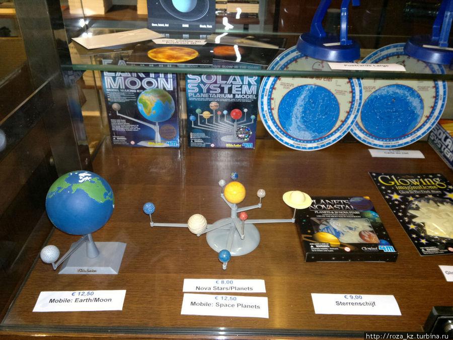 такие же два макета солнечной системы я покупала у нас в Алматы и ложила под елку внуку на Новый Год