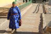 Монгольская бабка