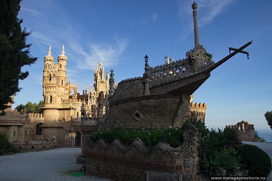 Soverato castelli e fortezze da Andalusia a kSoveratolii