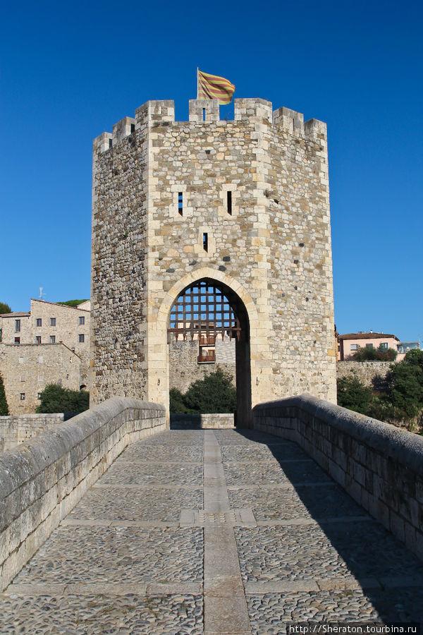 Бесалу — римский форпост Бесалу, Испания