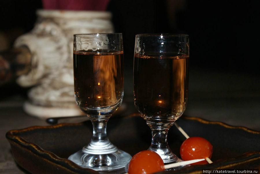 Мед, или медовый напиток