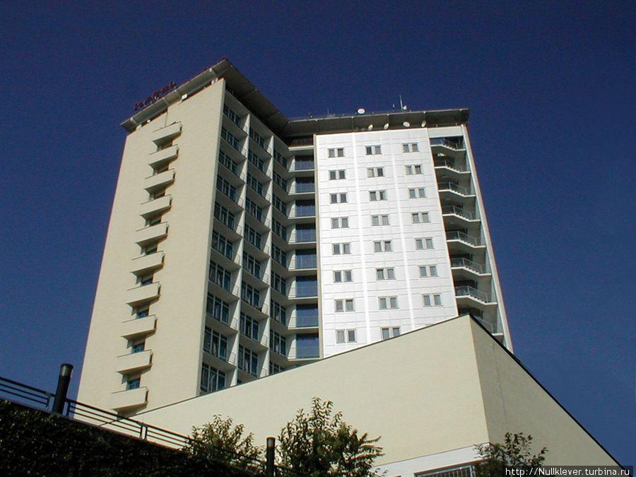 Здание отеля (фото из интернета)
