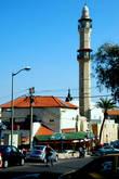 Минарет мечети Махмудия.