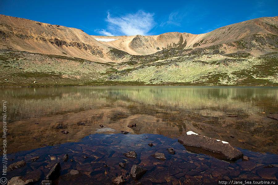 Нижнее Тургундинское озер