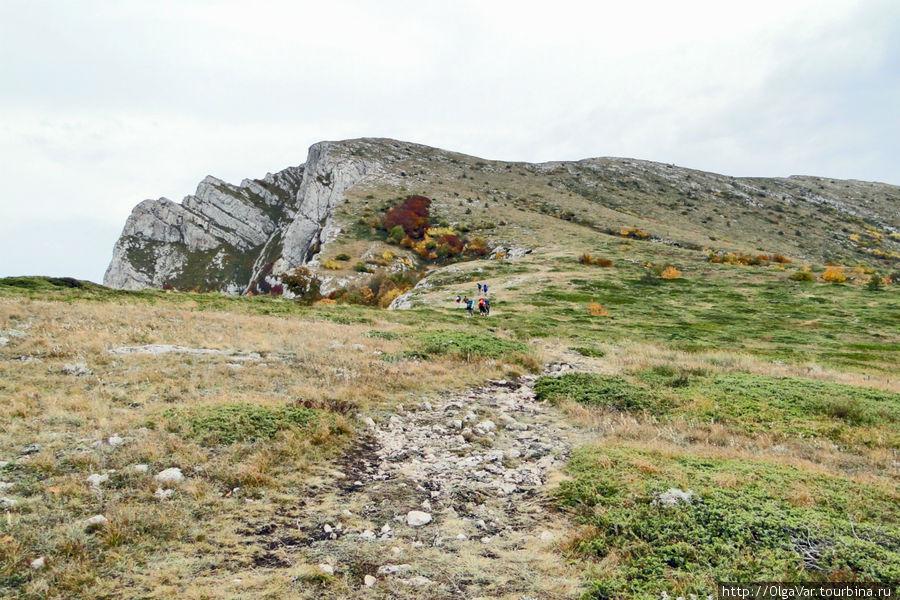 Гора Ангар-Бурун